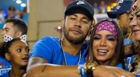Neymar e Anitta tiveram breve affair em 2019