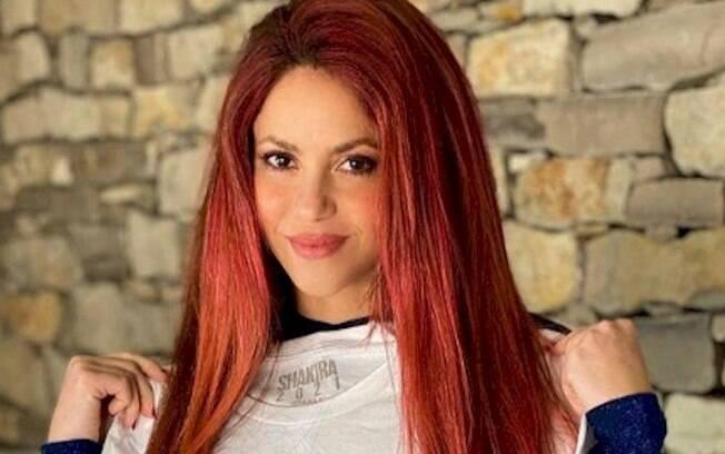Shakira prepara novo álbum para 2022