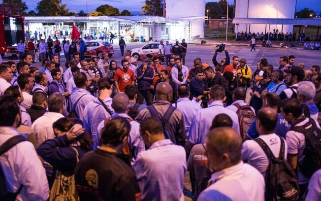 Dois mil Metalúrgicos da GM de São José dos Campos vão entrar em férias coletivas a partir desta segunda-feira (13)