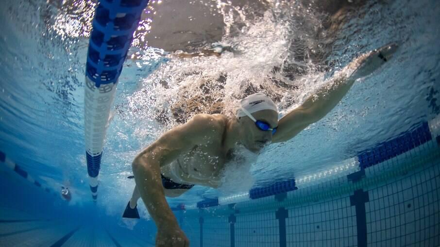 Fernando Scheffer conquista medalha de bronze na Tóquio 2020