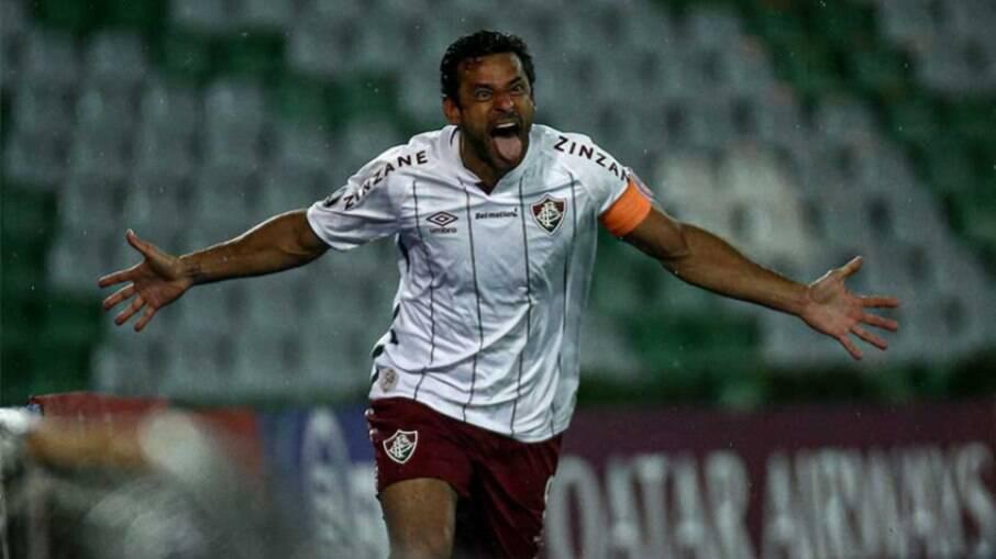 Fred pede para torcida não vaiar atletas do Fluminense