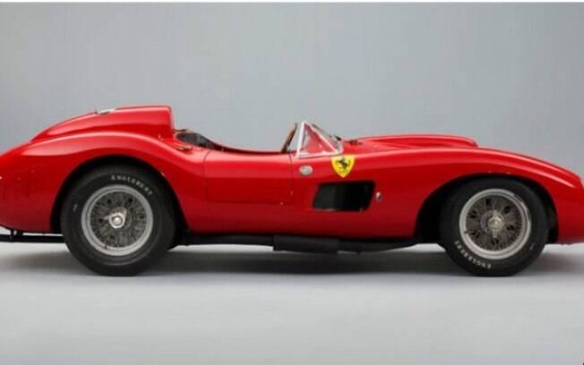 Notícias Ferrari Clássica Vai A Leilão E Pode Se Tornar Carro Mais