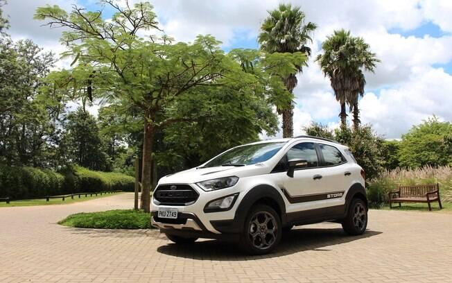 Ford EcoSport Storm: versão mais equipada do SUV é baseada na Titanium, mas com itens exclusivos