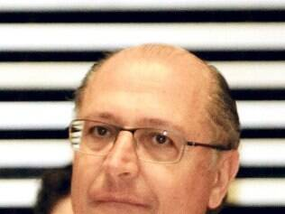Geraldo Alckmin insiste no acesso às informações