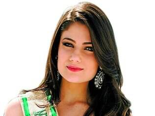 Bruna ganhou o Miss Terra no dia 22 de agosto, em Divinópolis