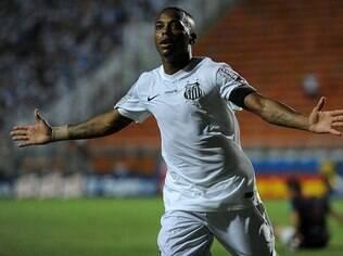 Robinho, atacante do Santos, foi convocado pelo Dunga