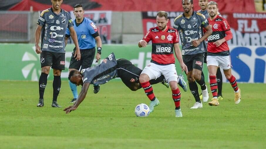 Flamengo atropela o ABC na Copa do Brasil