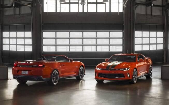 Chevrolet Camaro Hot Wheels 2018:   nova edição da série será vendida tanto na configuração cupê quando na conversível