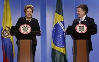 Brasil sediou contato entre guerrilha e governo colombiano