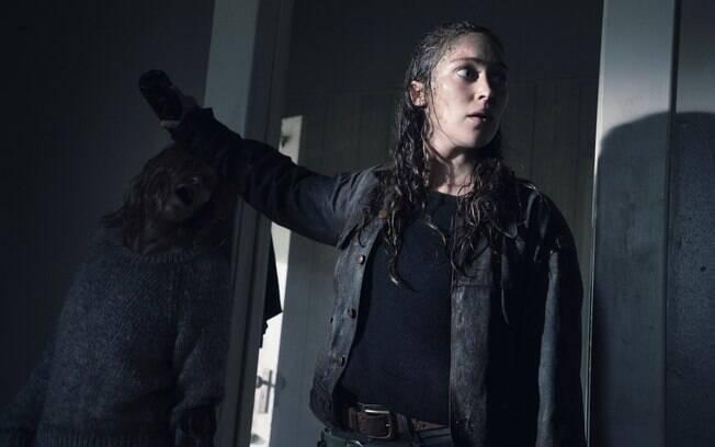 """Alicia acerta as contas com o passado em episódio inédito de """"Fear The Walking Dead"""""""