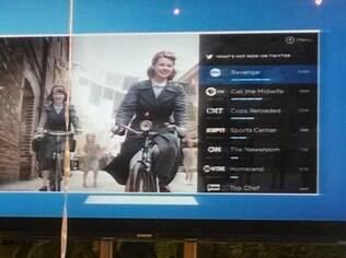 Twitter na TV está sendo testado na Índia por uma operadora de televisão por assinatura