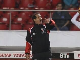 Muricy quer recuperar o time visando o duelo com a Universidad Católica, na quinta, pela Sul-americana