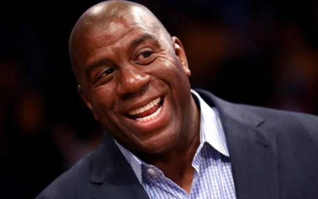 Magic Johnson vai fazer assessoria de jogos, tal como auxiliar atletas e treinadores