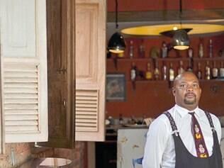 Esperança. Proprietário do restaurante Pacífico, Marco Aurélio Pereira, aposta em casa cheia no dia