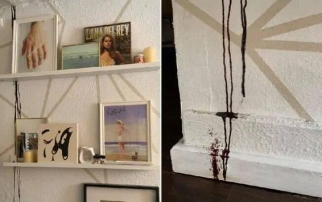 Sangue que escorria pela parede era de vizinho morto há mais de uma semana