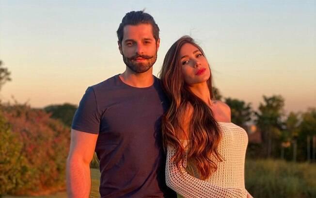 Romana Novais e Alok decidem chamar a filha de Raika