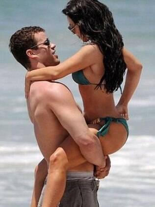 Kim Kardashian e Kris Humphries: divórcio após 10 semanas de casamento