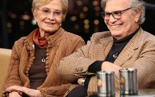 Glória Menezes e Tarcísio Meira estão há 54 anos casados