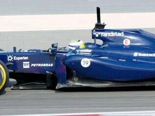Massa foi bem no testes da pré-temporada no circuito do Bahrein