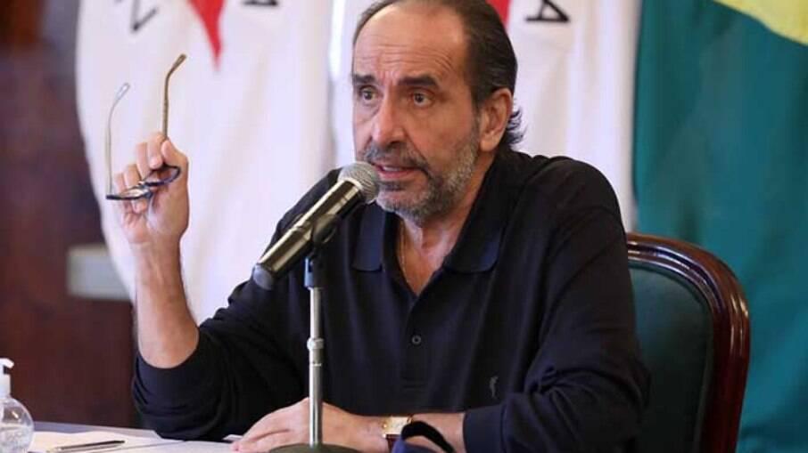 Prefeito de Belo Horizonte Alexandre Kalil (PSD)
