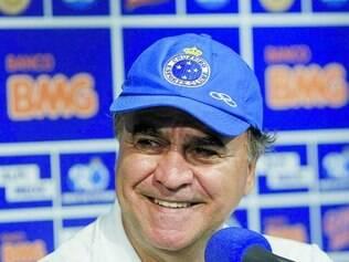 Profissional. Marcelo precisou superar a desconfiança da torcida celeste por sua história com o Atlético