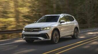 VW mostra novo Tiguan de 7 lugares antes da estreia no Brasil