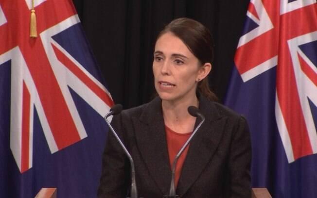 Primeira-minista da Nova Zelândia