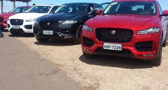 Testamos o F-Pace, SUV da Jaguar; saiba mais