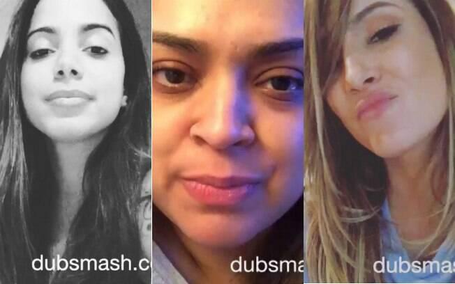 Anitta, Preta Gil e Claudia Leitte são algumas das famosas adeptas do aplicativo de dublagem