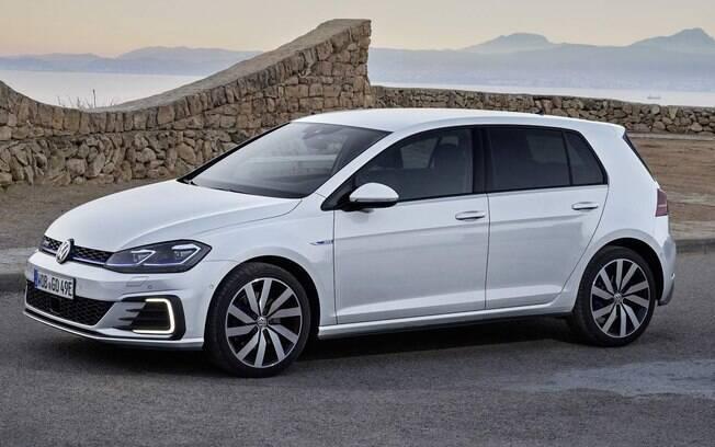 VW Golf GTE, versão híbrida do hatch médio chegará em volume reduzido ao Brasil, pelo menos, inicialmente