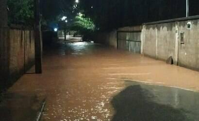 Temporais deixam moradores desabrigados em Ouro Preto