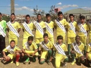 Equipe do Junip estreou com vitória no jogo contra o São Caetano