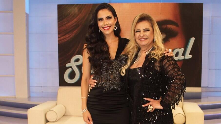 Daniela Albuquerque e Lilian Gonçalves