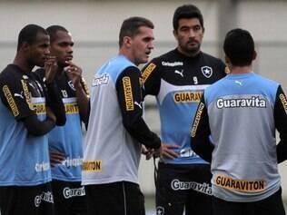 Vágner Mancini tem procurado motivar os seus jogadores em momento difícil do clube