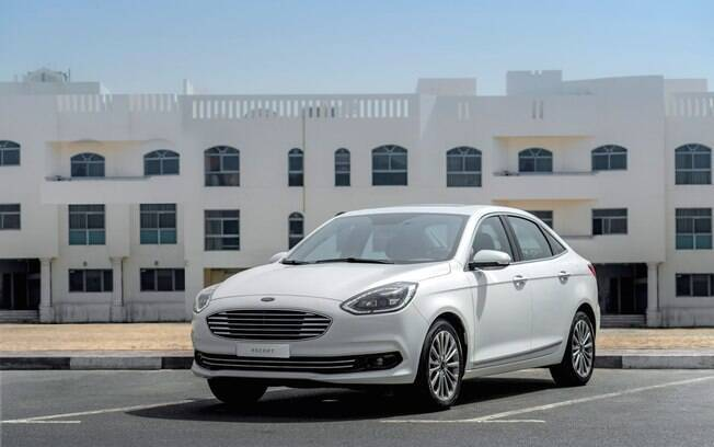 Ford Escort (China)