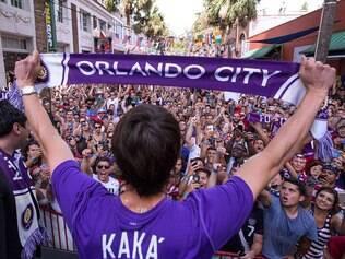 Kaká é trunfo do futebol dos EUA