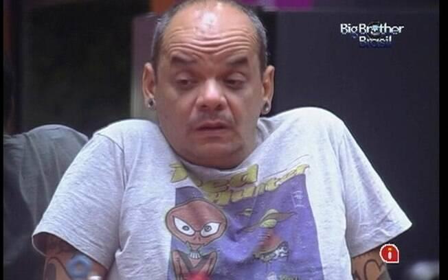 João Carvalho parou de fumar dentro do confinamento