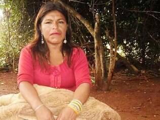 Marinalva Manoel foi assassinada a golpes de faca em Dourados (MS)