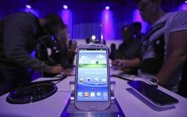 Samsung Galaxy S III tem processador com quatro núcleos