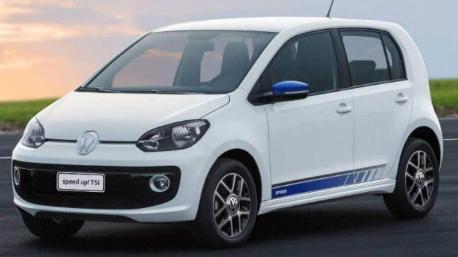Volkswagen Up!: câmbio automatizado I-Motion deixou a desejar pela lentidão na troca de marchas