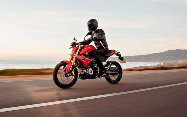 BMW G 310 R: a moto mais em conta da marca alemã, fabricada na Zona Franca de Manaus (AM)