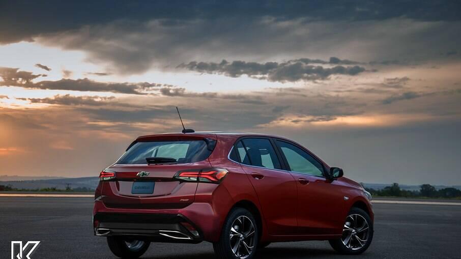 Chevrolet Onix 2024