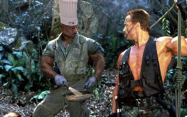 Chef Andre Rush virou meme na internet