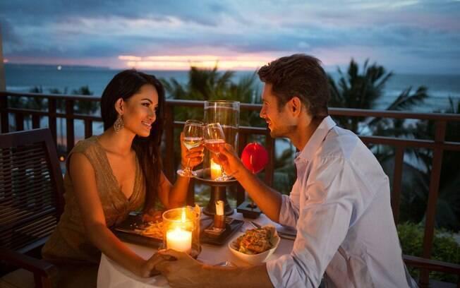 Algumas receitas afrodisíacas são capazes de elevar o nível de um jantar de Dia dos Namorados