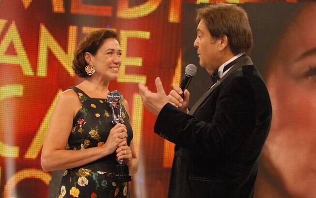 Lilia Cabral: a melhor atriz do ano