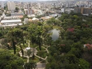parque municipal . foto: bruno figueiredo / O Tempo 25/09/2009 TD26323