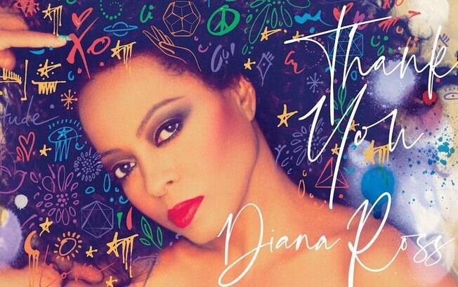 """Diana Ross lança seu novo álbum """"Thank You"""""""