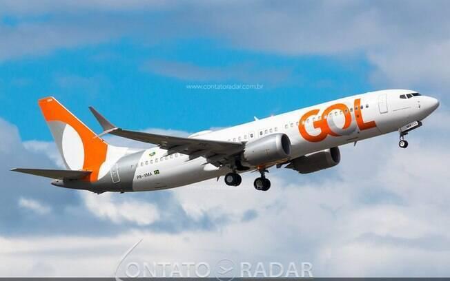 Aceitação do Boeing 737 MAX é de quase 100% dos clientes da GOL