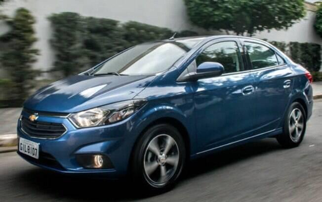 Chevrolet Prisma reproduz o sucesso de seu