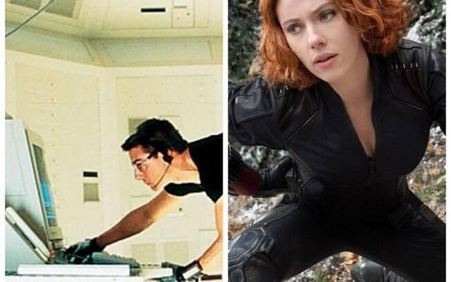 Scarlett Johansson pode ser uma ótima protagonista feminina para